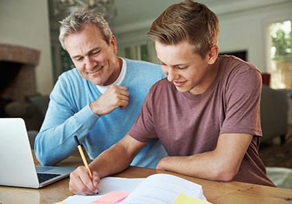 parental engagement - bringing together parents and children