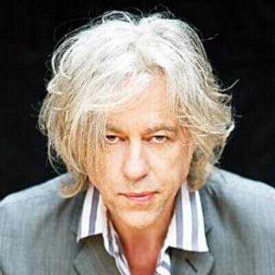 Bob Geldof - Groupcall Co-Founder