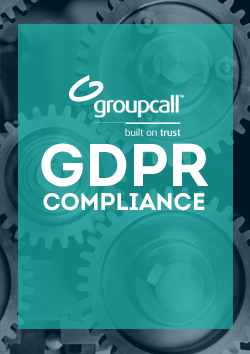 News: Groupcall on GDPR Compliance
