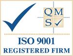 Groupcall is ISO 9001 certified