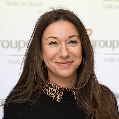 Groupcall's Chief Executive Officer - Joanne Royston