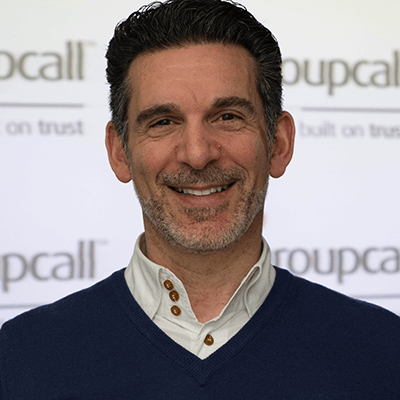 Groupcall's Chief Financial Officer - Paul Salador