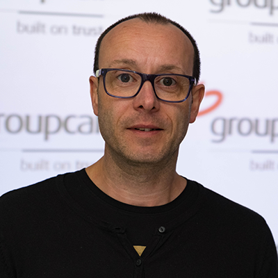 Groupcall's Chief Operating Officer - Richard Grazier
