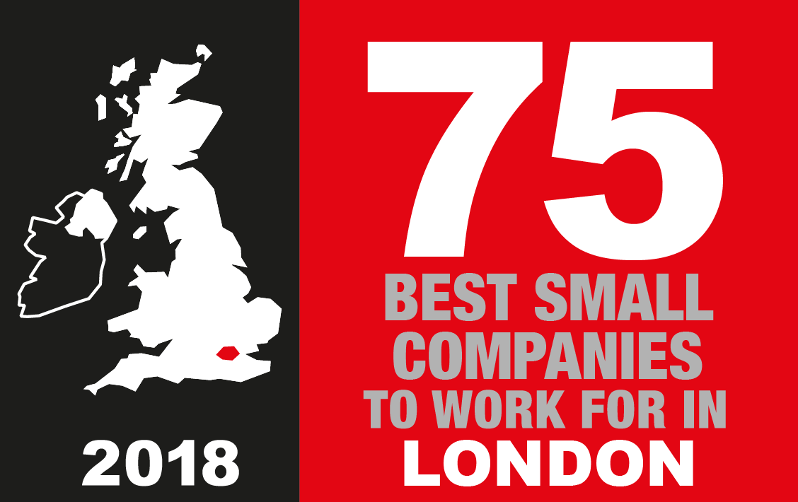Groupcall was ranked of the best small companies to work for in London by the people who know us best - our employees.