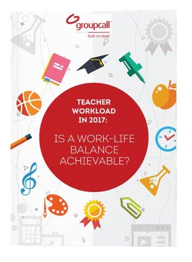 Groupcall- Teacher Workload Report