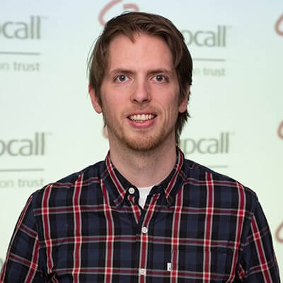 Groupcall's Head of Products - Rob Rainey