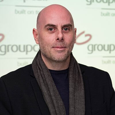Groupcall's Head of Business Development - Paul Palmer