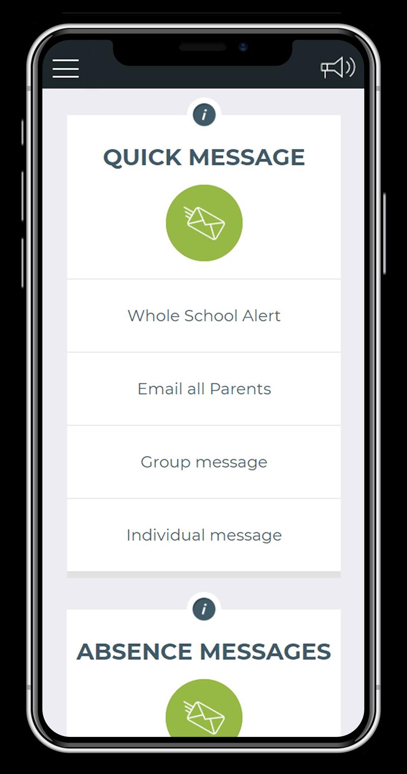 School Messenger mobile app
