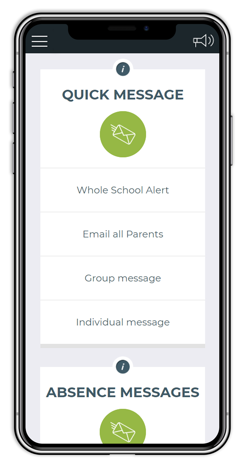 School Messenger mobile app