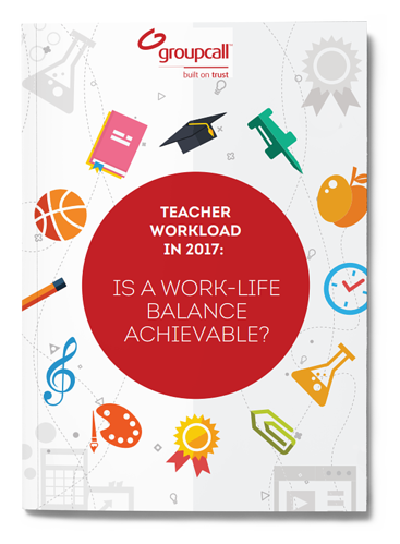 Groupcall's Teacher Workload survey