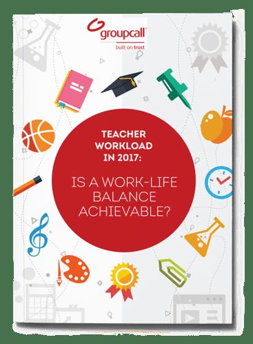 Groupcall's Teacher Workload survey
