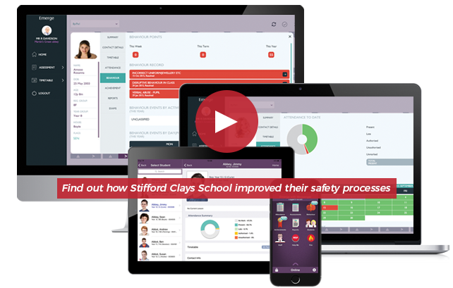 Emerge: School Management System