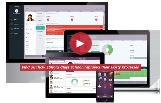 Emerge: School Management System
