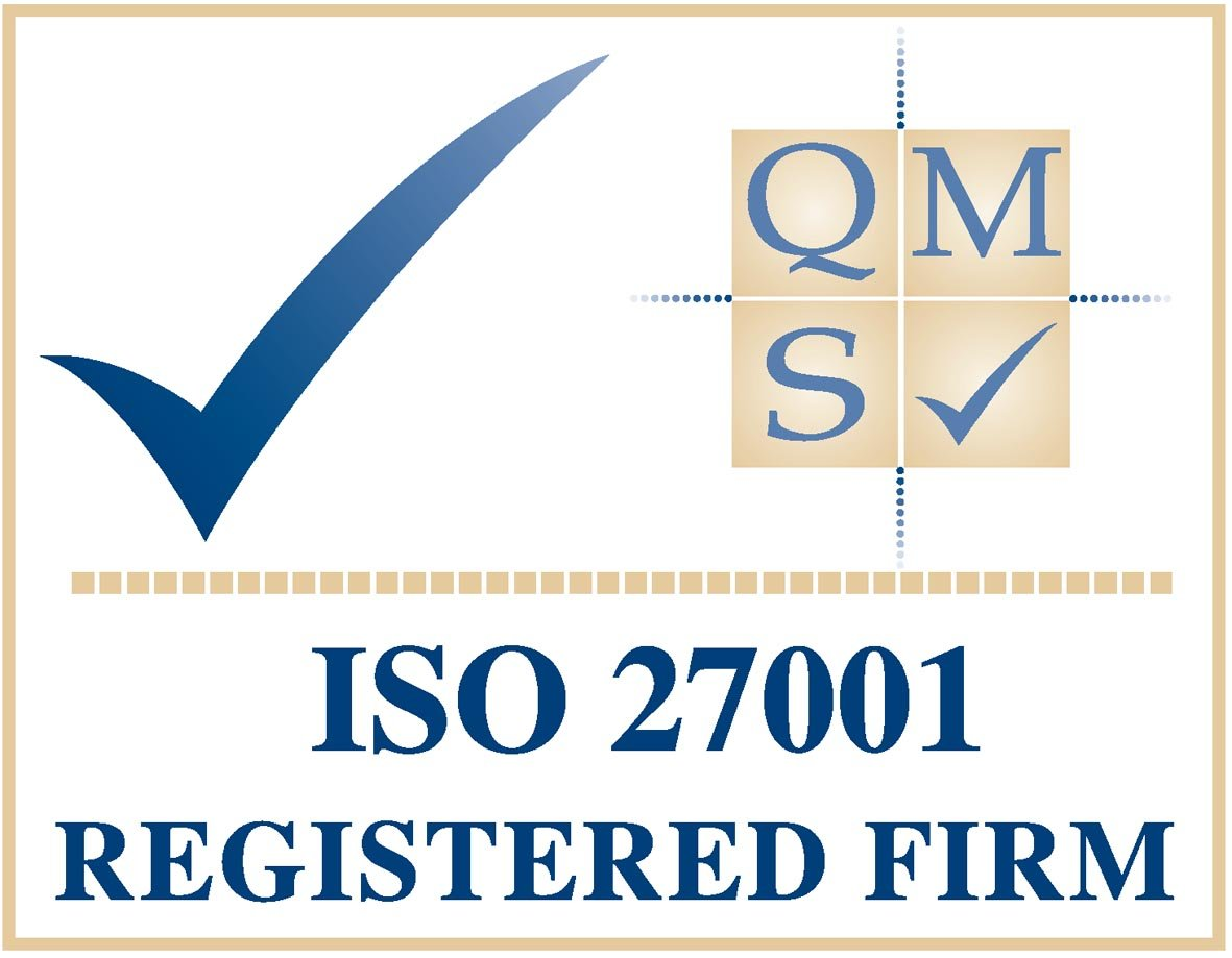 Groupcall is ISO 27001 certified