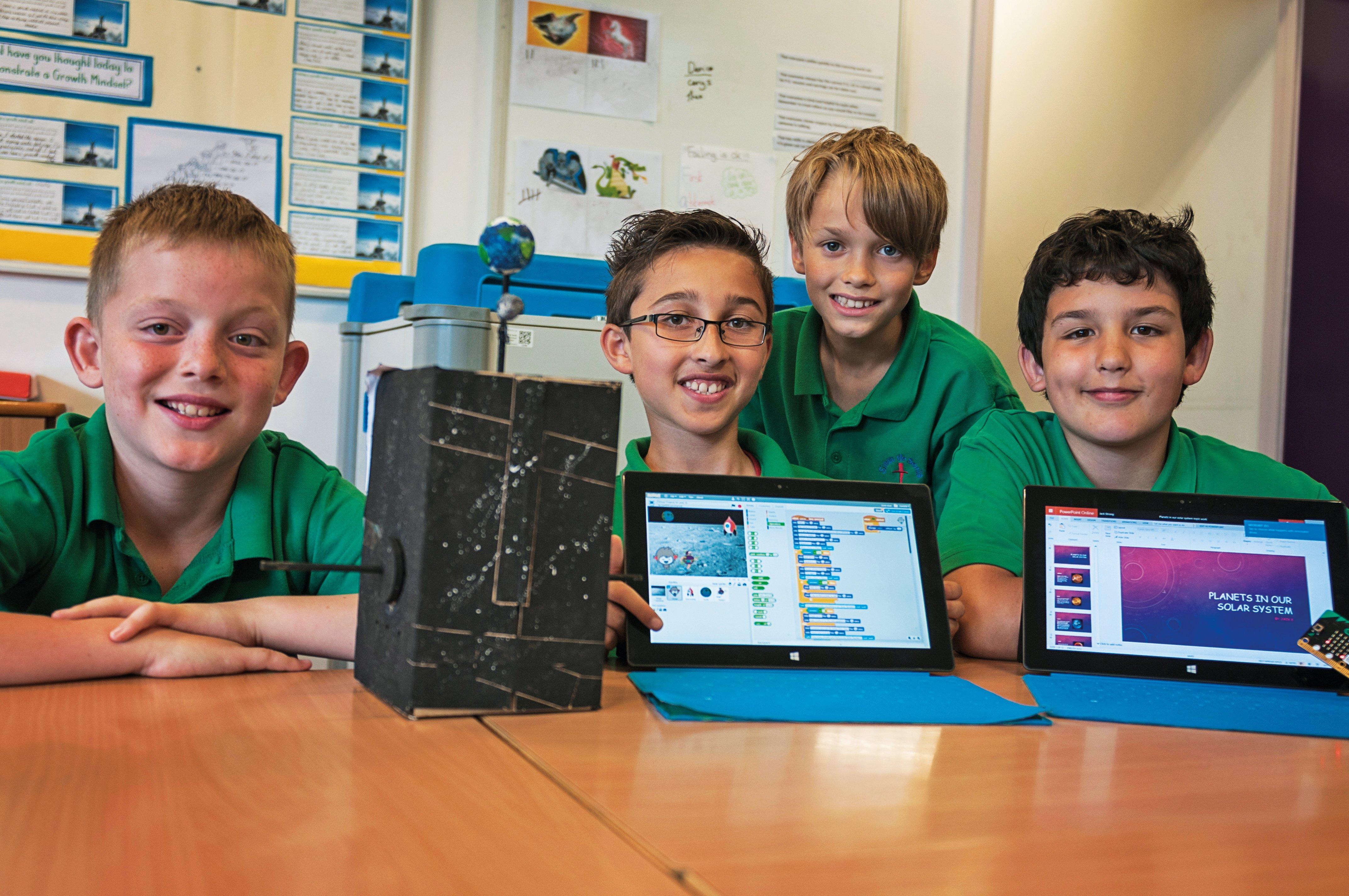 Groupcall Anaytics: Northampton Primary Academy Trust