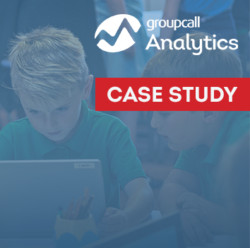 Groupcall Case Study: Groupcall analytics