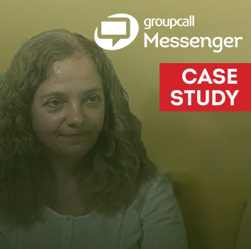 Groupcall Messenger case study: Warriner high school